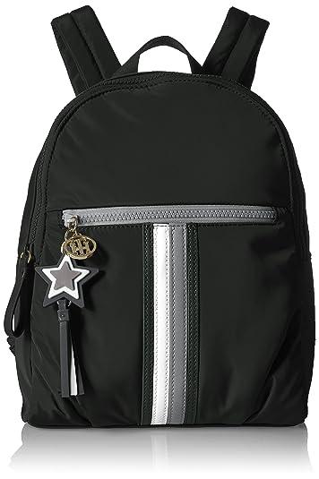 e7141409d Amazon.com: Tommy Hilfiger Women's Backpack Karina Nylon, Black: Shoes
