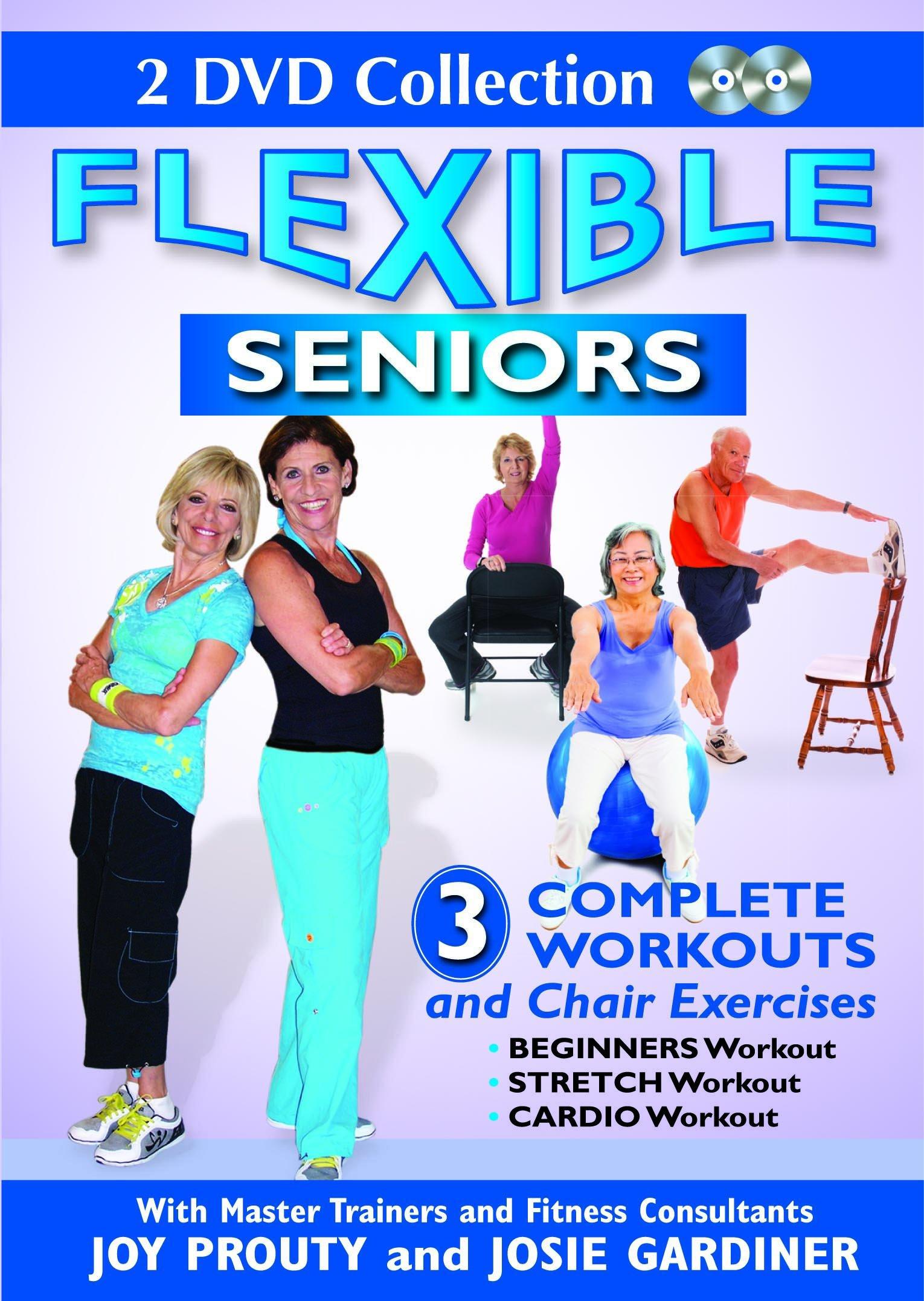 Chair Exercises for Seniors: Amazon.com