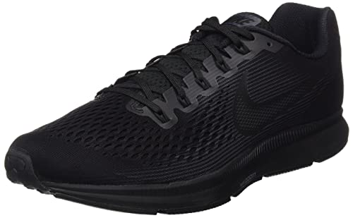 f91262bad44ca Nike Men's Air Zoom Pegasus 34 Running Shoe Black/Dark Grey/Anthracite Size  7.5 M US (7.5, Black)