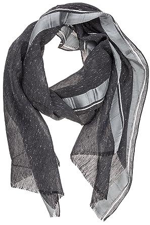 Emporio Armani écharpe homme gris  Amazon.fr  Vêtements et accessoires 0aeac8691cf