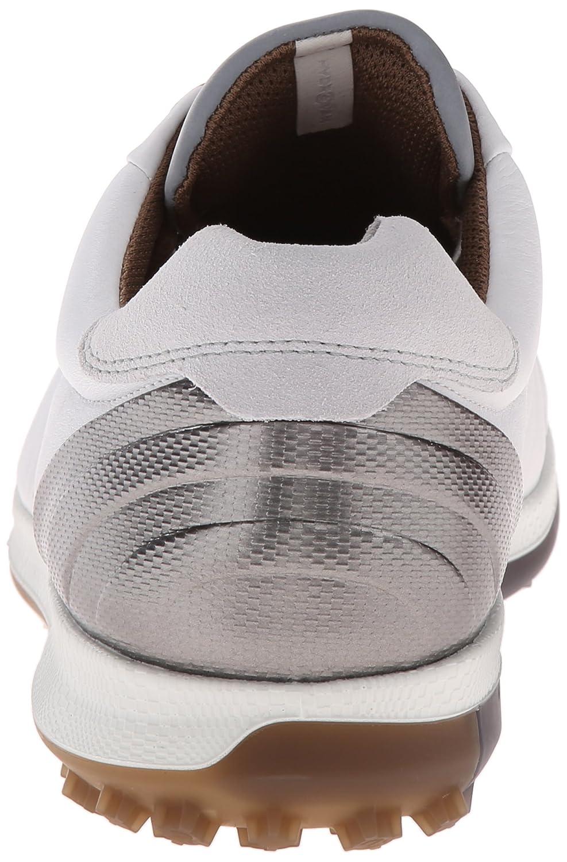 6358cd8774cc1 Zapatillas de golf Biom Hybrid 2 para hombre ECCO Blanco   Mineral