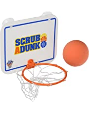 The Dunk Collection - Scrub-A-Dunk - The Bathtub Basketball Hoop for Baby Ballers