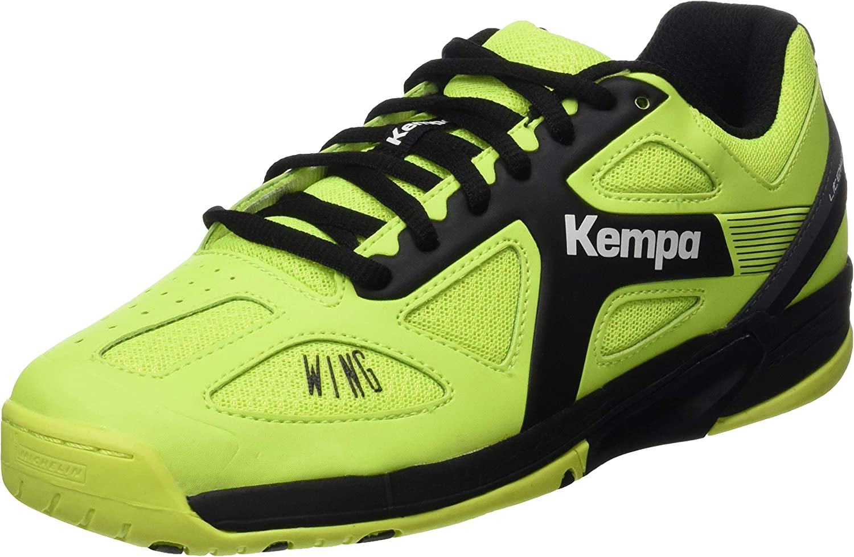 Kempa Unisex-Kinder Wing Caution Handballschuhe