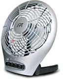 SPT SF-0703 7-Inch Silent Electric Table Fan with Ionizer