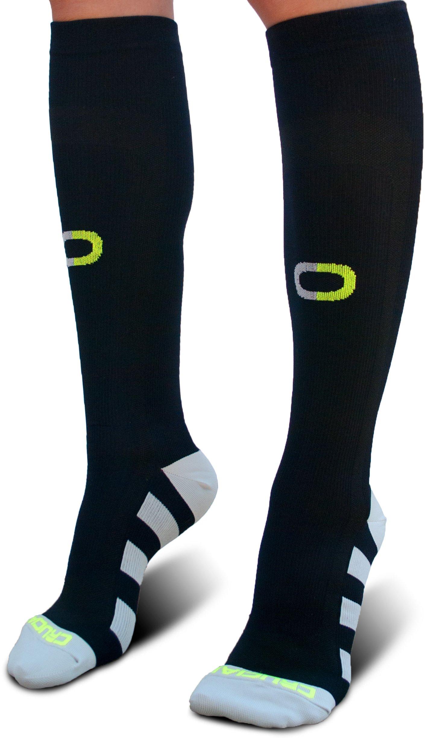 93cfe40a0d Pro Compression Socks for Men & Women (20-30mmHg) - Best Graduated Stockings  for Running, Athletic, Stamina, Travel, Flight, Pregnancy, Maternity,  Nursing, ...