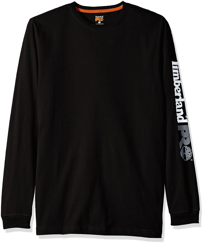 Timberland PRO SHIRT メンズ B01N5LY724 XX-Large / Tall|ブラック ブラック XX-Large / Tall