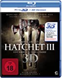 Hatchet 3 [3D Blu-ray + 2D Version] [Alemania] [Blu-ray]