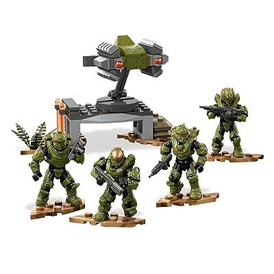 Mega Construx Halo Dagger Fireteam Building Set: Toys & Games