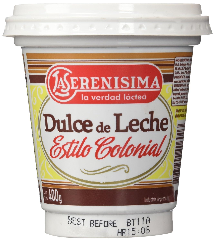La Serenisima- Dulce de Leche 400 grs