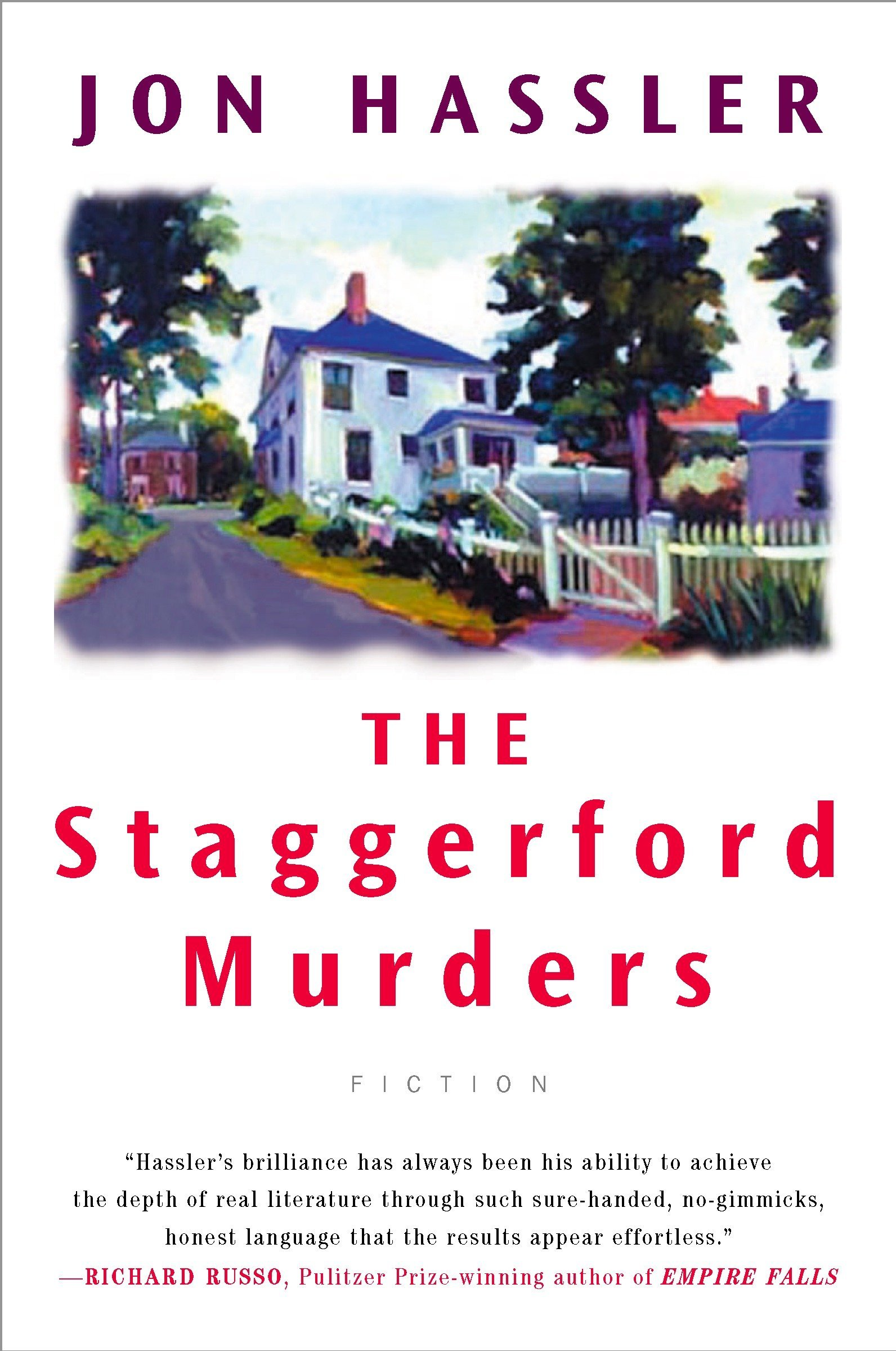 The Staggerford Murders and The Life and Death Nancy Clancy's Nephew pdf epub