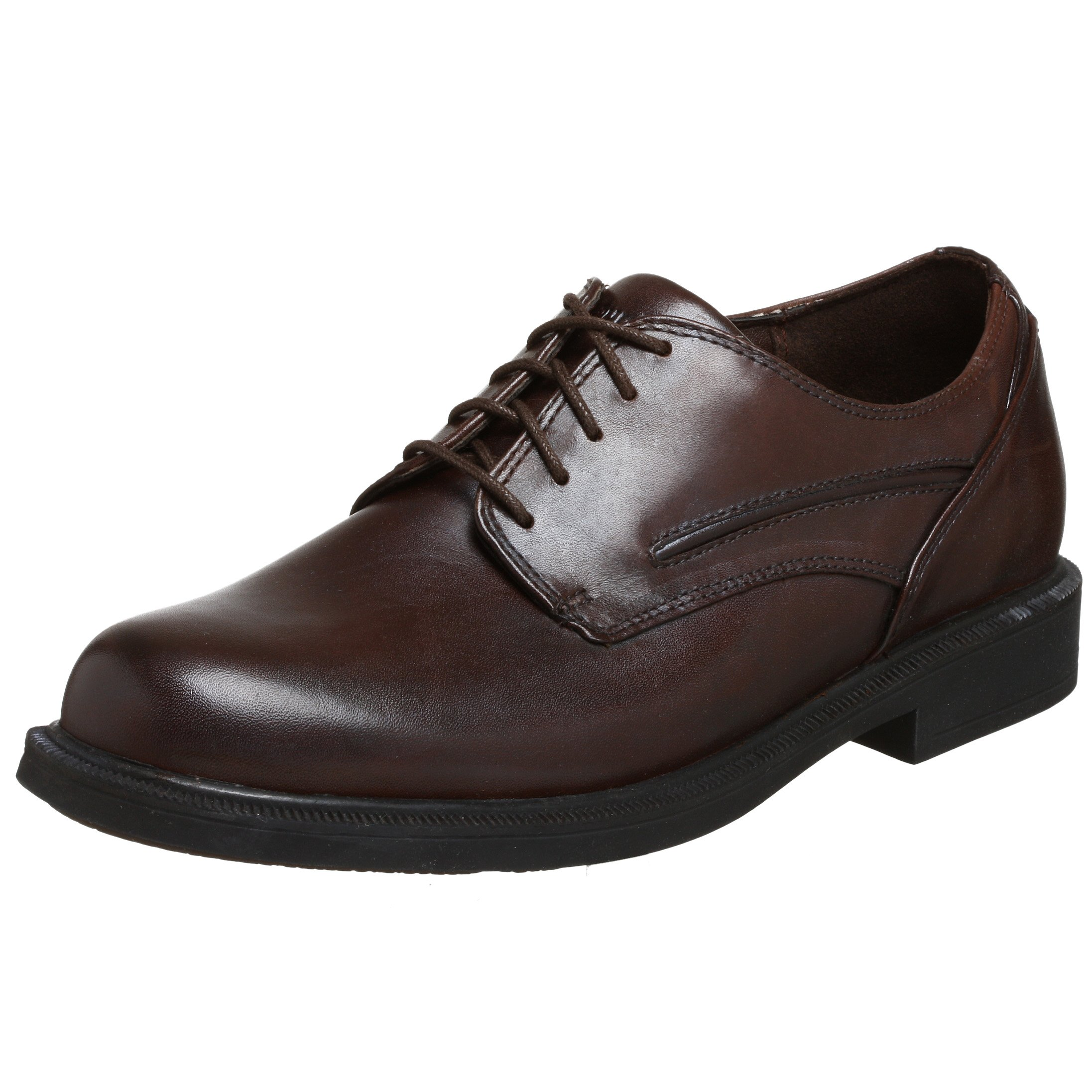 Dunham  Men's Burlington Waterproof Oxford,Smooth Brown,10 D US