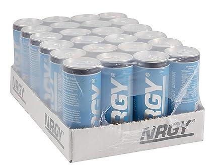 NRGY ® Energy Drink Light 24 Dosen - 24 x 250 ml Einweg, mit Pfand