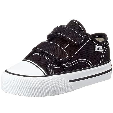 Vans Unisex Child Big School - Black - 8.5
