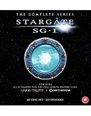 Stargate SG-1 - Complete Season 1-10 plus The Ark of Truth/ Continuum