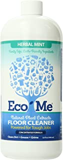 product image for Eco-me Concentrated Muli-Surface and Floor Cleaner, Herbal Mint, 32 Fl Oz (Pack of 1)