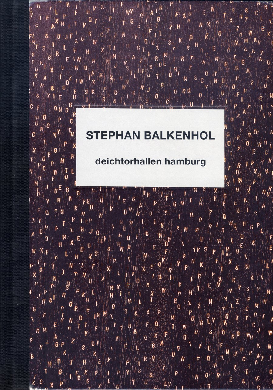 Read Online Stephan Balkenhol, Deichtorhallen Hamburg pdf epub