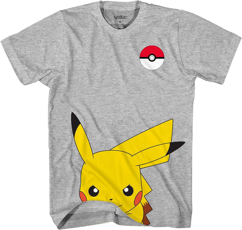 Official Pokemon Pikachu Kids T-Shirt