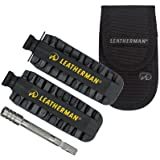 Leatherman Ultimate Accessory Kit - 42 Bit Kit with Bit Extender and Belt Pouch - Sold by Menos UK