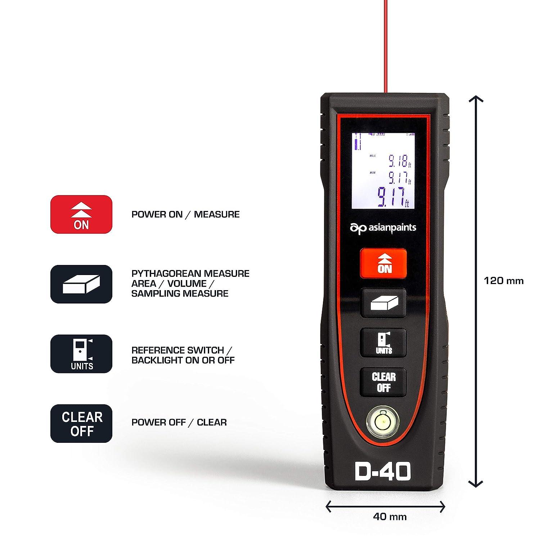 Image result for Laser Distance Meter