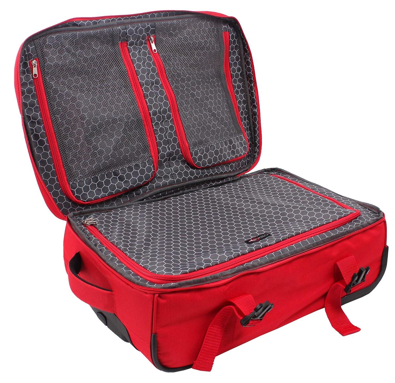 CABIN GO Trolley MAX 5595 Borsone trolley bagaglio a mano da viaggio