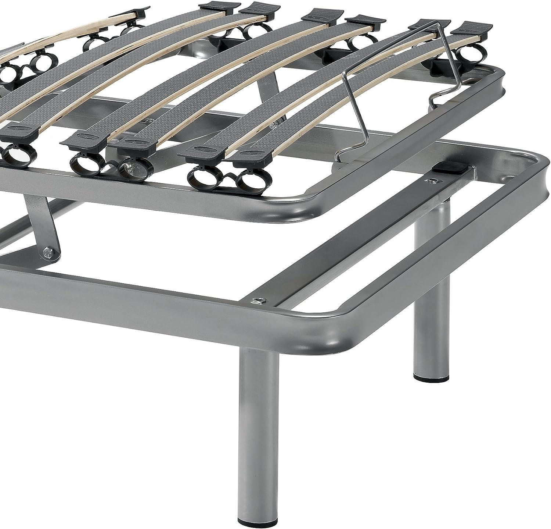 Gerialife® Cama Articulada Eléctrica Reforzada (90x200)