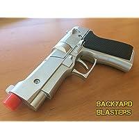 Backyard Blasters Metal Die-Cast Toy Cap Gun - Beretta M9