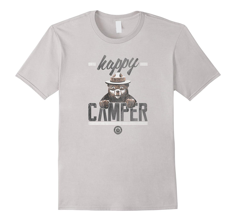 Smokey Bear Happy Camper T-Shirt Classic Look style 29558 ...