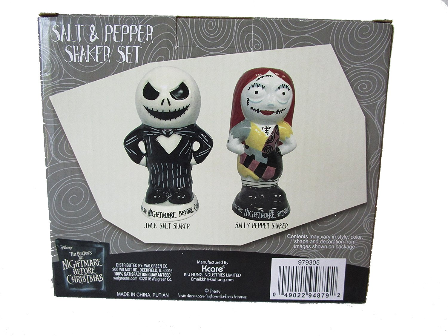 Amazon.com: THE NIGHTMARE BEFORE CHRISTMAS \