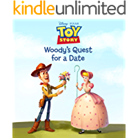 Toy Story: Woody's Quest for a Date (Disney Short Story eBook)