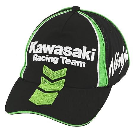 Kawasaki equipo de carreras Ninja Cap.: Amazon.es: Deportes ...