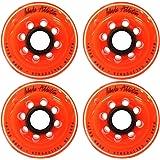 Labeda Addiction Inline Roller Hockey Skate Wheels Set of 4