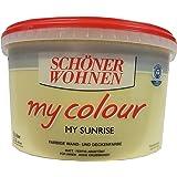 5 L Schöner Wohnen my Color, Wandfarbe, Sunrise Matt (2,99EUR/L)