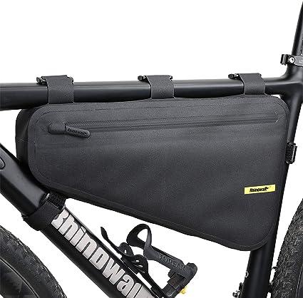 Vélo Bicyclette Sacs Guidon avant Tube Panier Panier Cadre Cyclisme Sac Kit