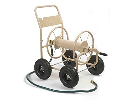 Liberty-hose-reel-cart-with-wheel