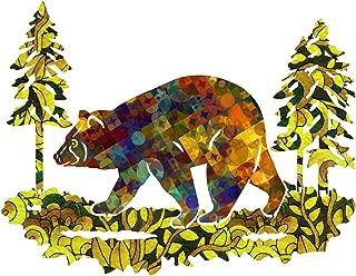 product image for Next Innovations Metal Bear Wall Art Tanglewood Medium Bear