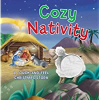 Cozy Nativity: A Touch-and-Feel Christmas Story