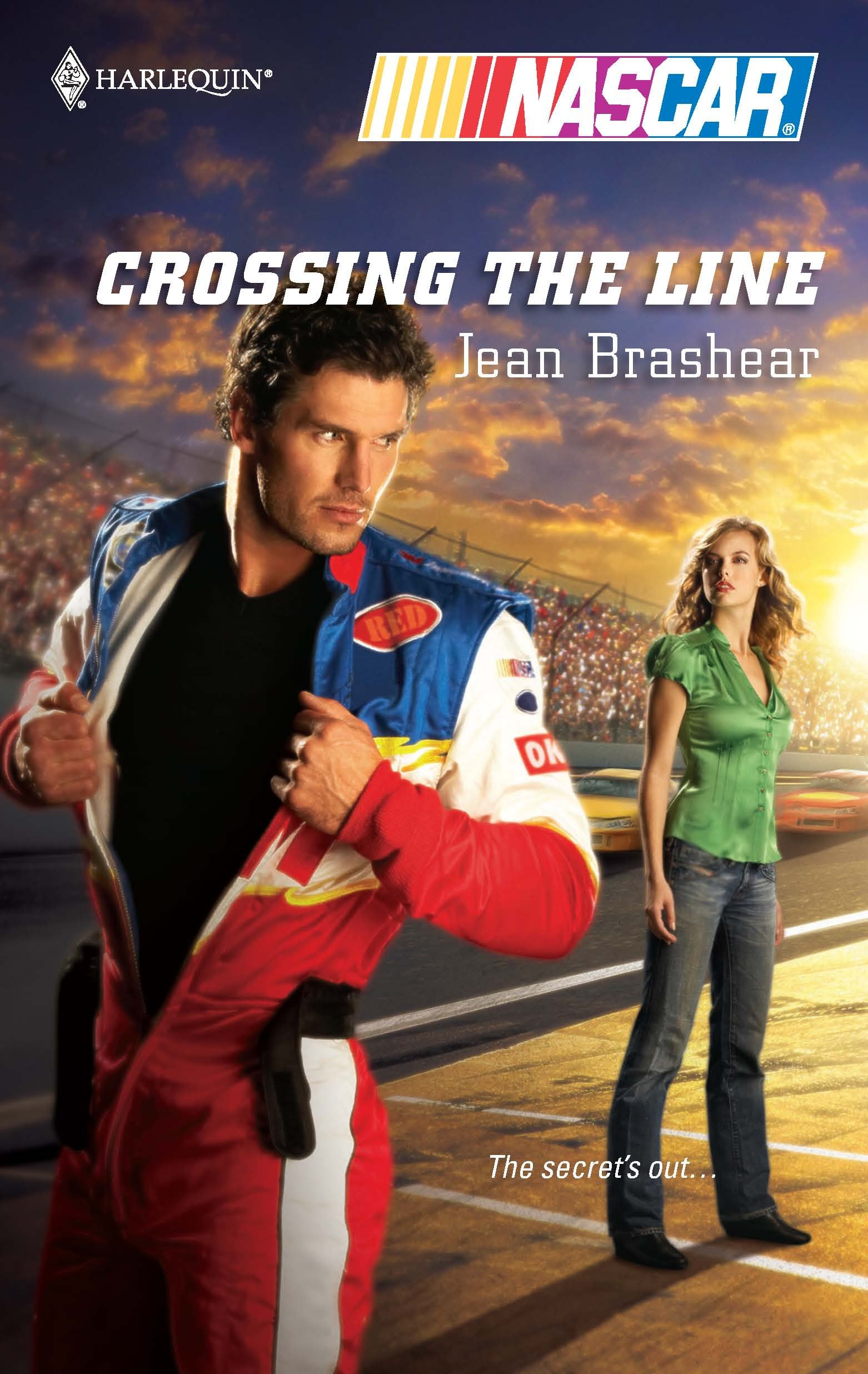 Crossing the Line ebook