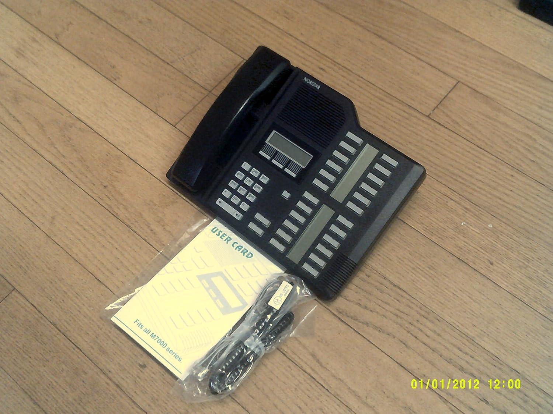 Meridian M7324 Phone Black
