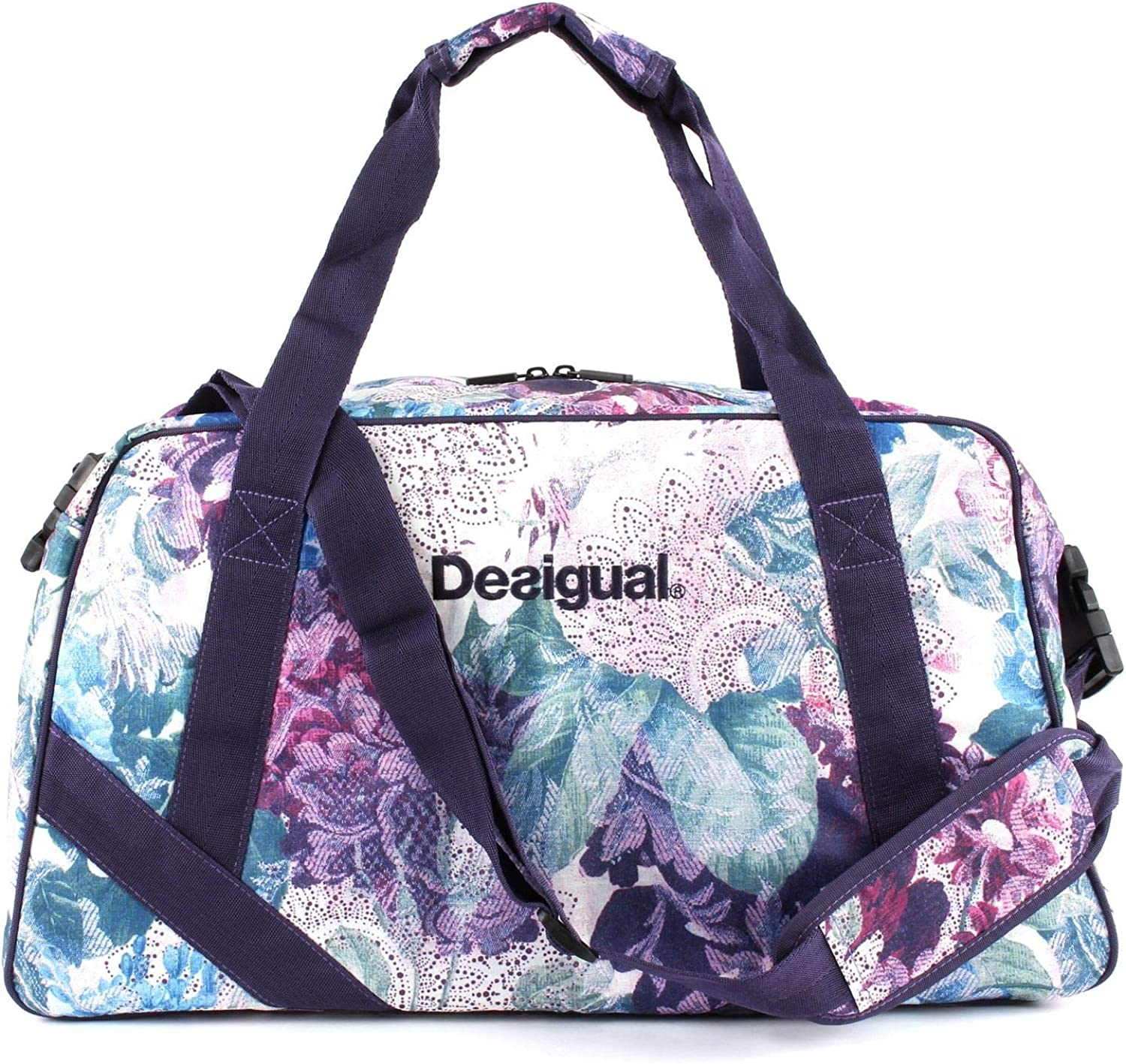 sac desigual transparent luminescent