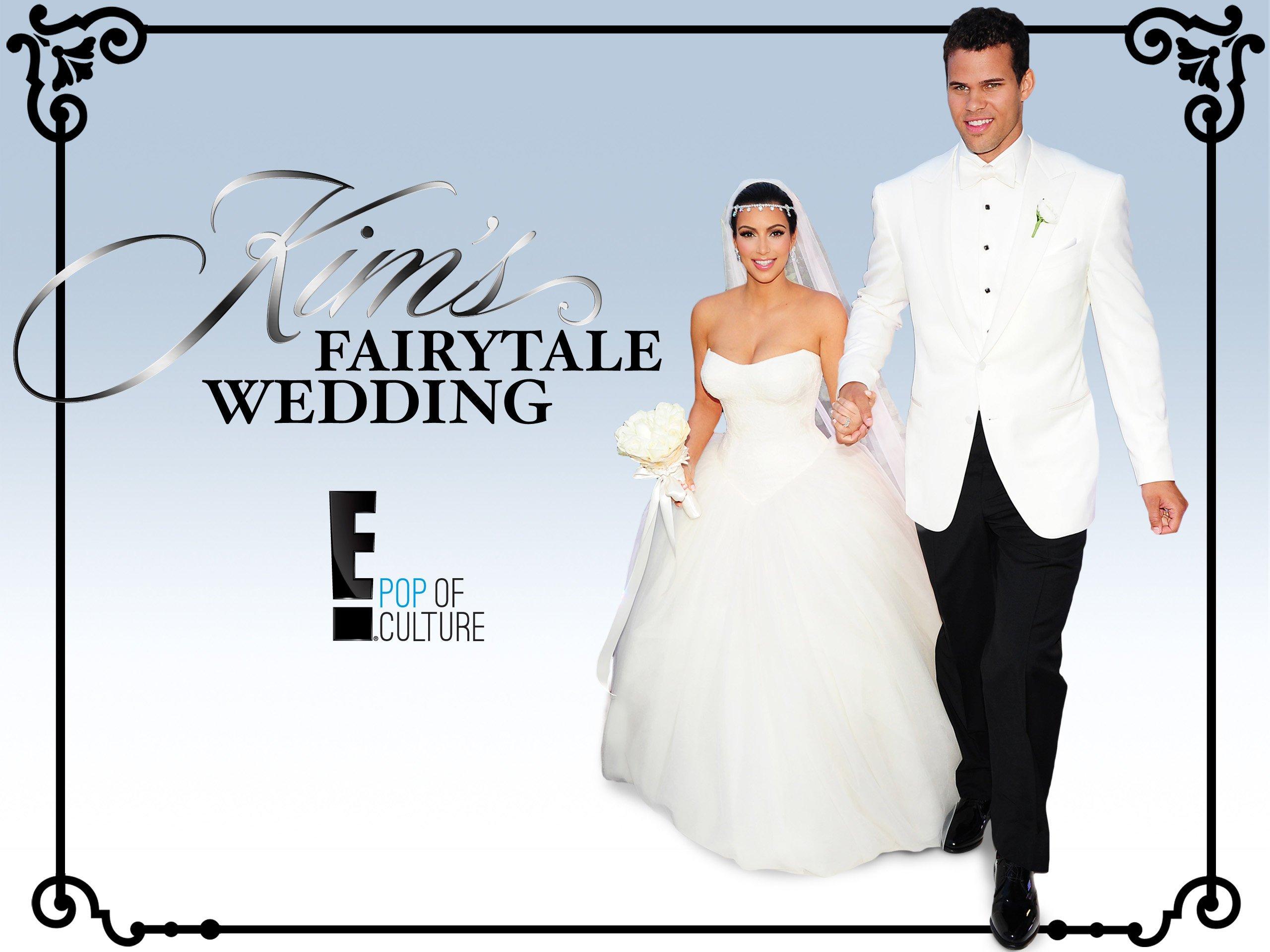 Amazon Com Watch Kim S Fairytale Wedding A Kardashian Event
