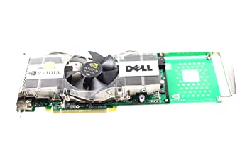 Amazon.com: DELL nVidia GeForce 7800 GTX 256 MB tarjeta ...