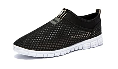 Most Beautiful Parks In USA Men's Lightweight Breathable Mesh Athletic Running Walking Shoes Loafers Shoes