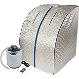 Sauna a vapore, elettrica con pentola da 1,8 litri