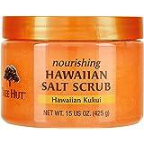Tree Hut Nourishing Hawaiian Salt Scrub Hawaiian Kukui, 15oz, Ultra Hydrating and Exfoliating Scrub for Nourishing…