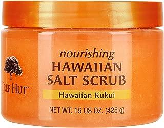 product image for Tree Hut Nourishing Hawaiian Salt Scrub Hawaiian Kukui, 15oz, Ultra Hydrating and Exfoliating Scrub for Nourishing Essential Body Care (Pack of 3)