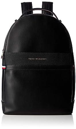 db1307fd55 Tommy Hilfiger Th Business Backpack, Sacs à dos homme, Noir (Black ...