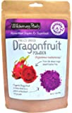 Wilderness Poets Freeze Dried Dragon Fruit Powder - Pitahaya Powder (3.5 Ounce)