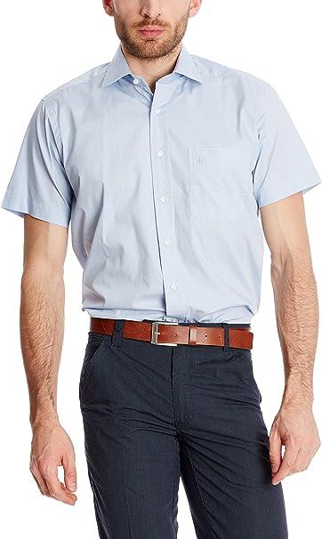 Macson Camisa Hombre Azul 2XL: Amazon.es: Ropa y accesorios