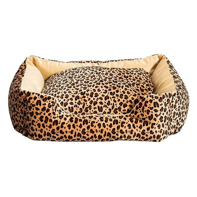Pawhut mascota perro cachorro cama caliente calefacción eléctrica camas Cat Kitten calentador de cama Mat seguro: Amazon.es: Productos para mascotas