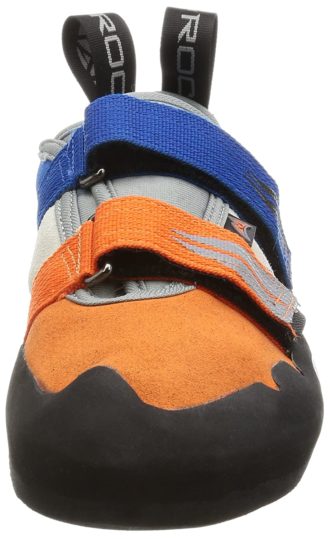 Mad Climbing Rock Agama Climbing Mad Shoe B01NAMVSUA 8 D(M)US|Blue/Orange 1ca927
